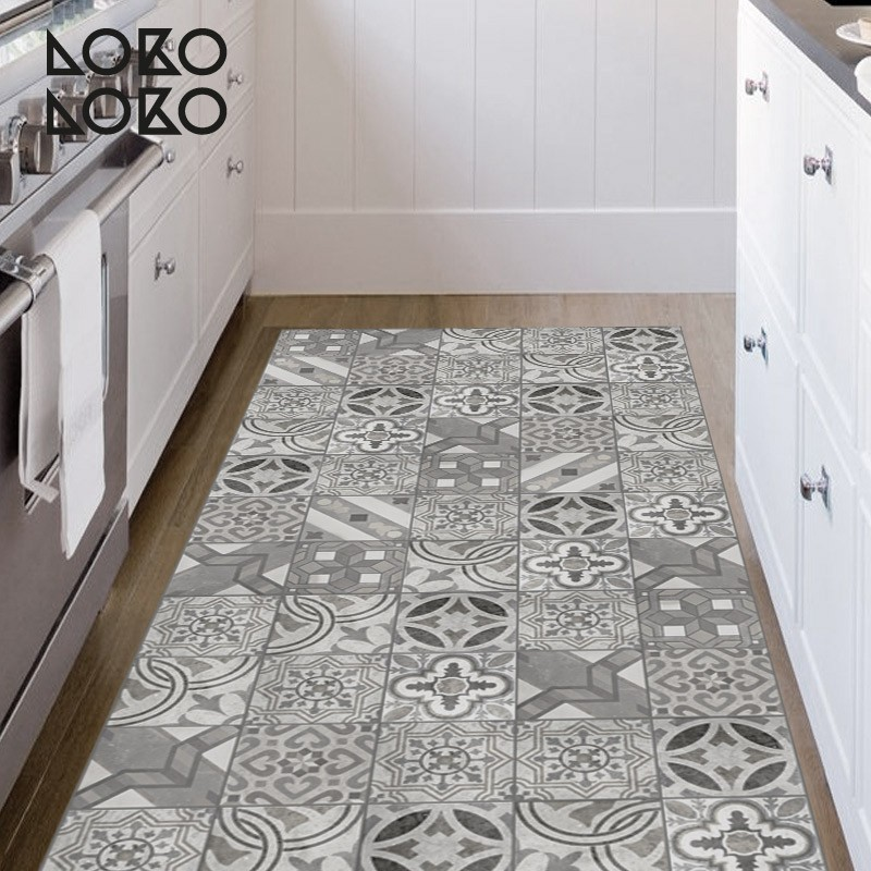 Mosaic Of Hydraulic Tiles 2 For Furniture Floor And Wall