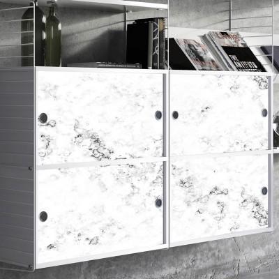 Vinilo con impresión de mármol para forrar tus muebles de la casa, los cajones y las puertas