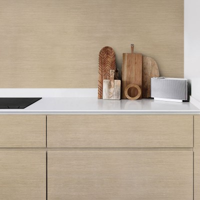 Wabi Olmo Wood  - Washable vinyl self-adhesive for furniture and walls kitchen