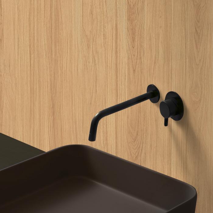Heimatra Wood - opaque self-adhesive washable vinyl for walls, furniture and floors bathrooms kitchens lokoloko