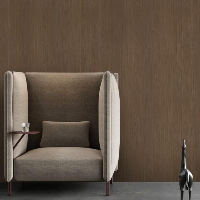 Nurmes Wood - opaque self-adhesive washable vinyl for walls, furniture and floors bathrooms kitchens nordic minimalist lokoloko
