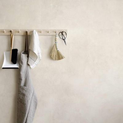 Beige Concrete - Self-adhesive eco-friendly PVC-free wallpaper for living rooms bedrooms halls corridors lokoloko