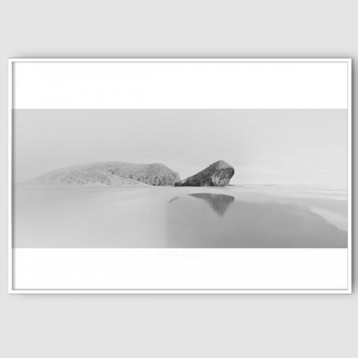 Monsul 1 BN almeria-beach-cabo-de-gata-washable-poster-for-exterior-interior-walls-decoration-accessories-lokoloko