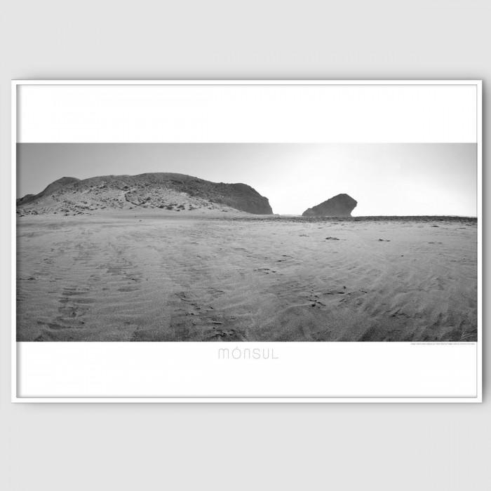 Monsul 5 BN almeria-beach-cabo-de-gata-poster-washable-for-exterior-interior-walls-decoration-accessories-lokoloko