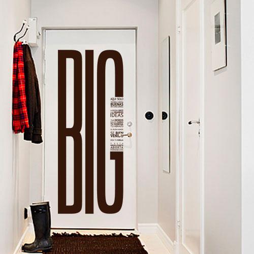Decora tus armarios y tus puertas con vinilos - Puertas con vinilos ...