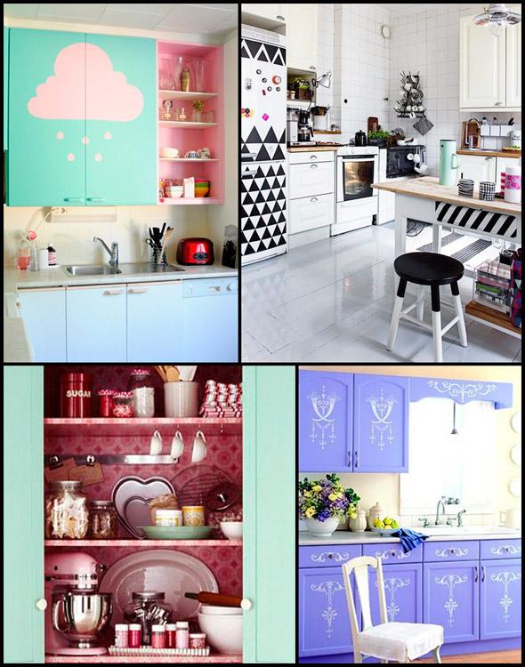 Vinilos para muebles de cocina ikea - Vinilo muebles cocina ...