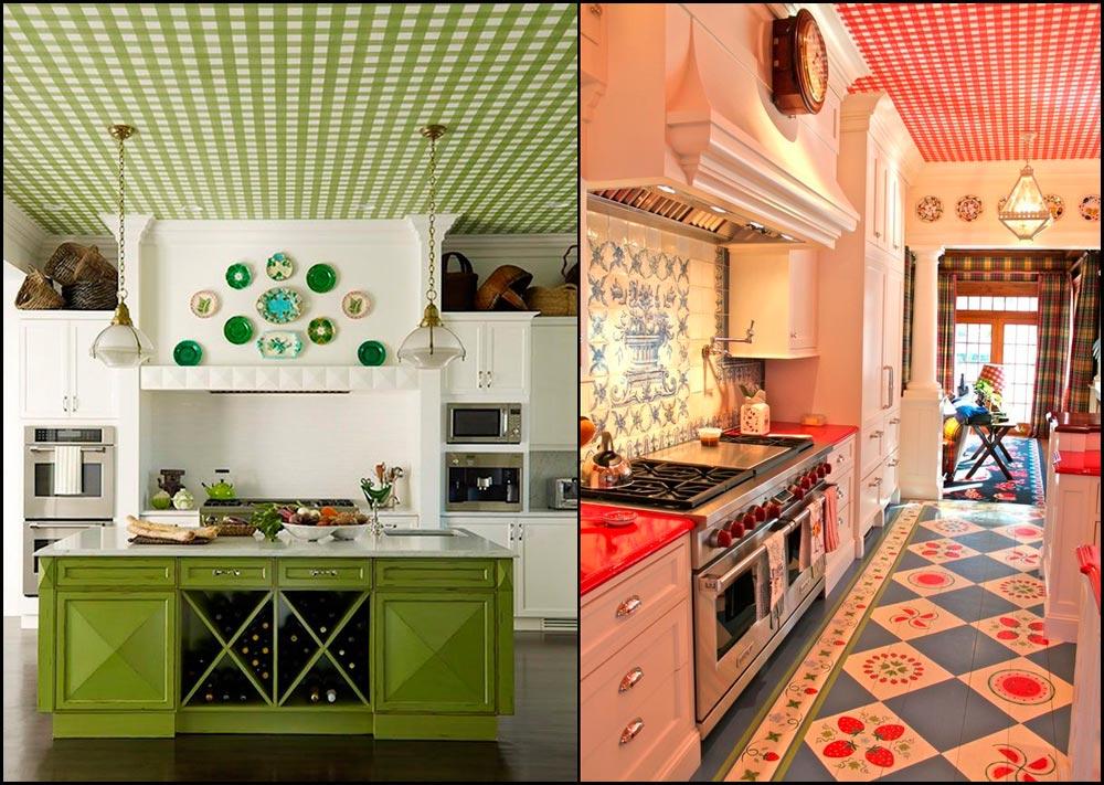 Vinilos adhesivos muy originales para decorar cocinas