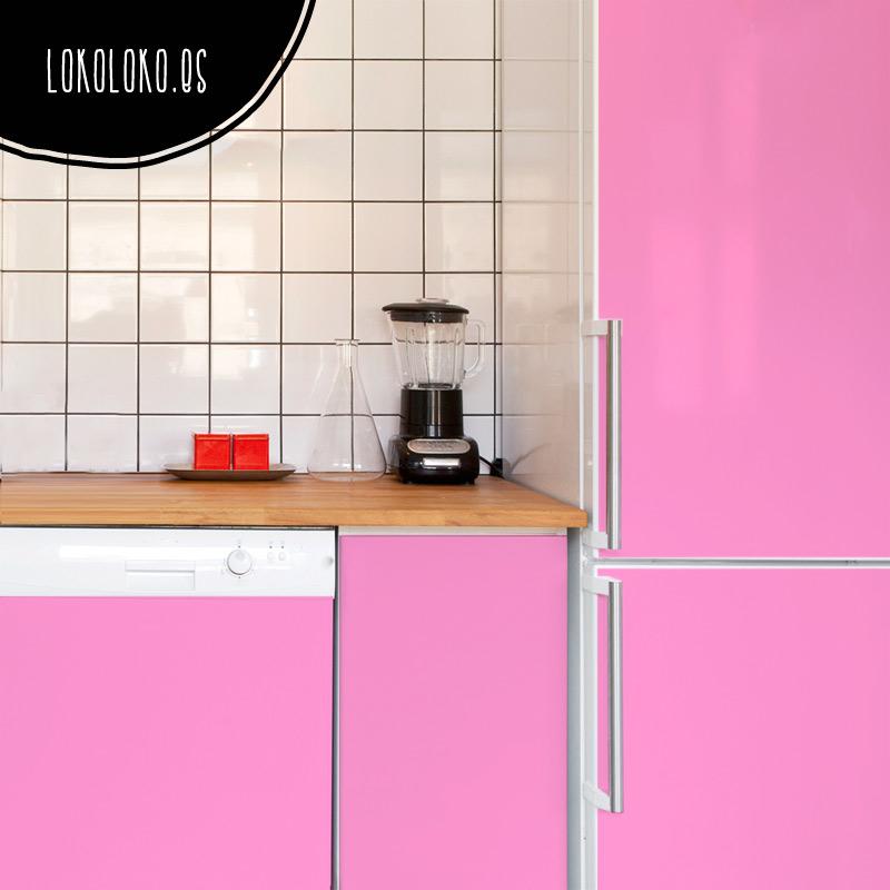 Vinilos decorativos por metros para renovar tu cocina for Pegatinas para muebles