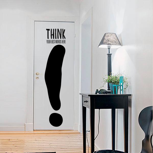 10 ideas de vinilos decorativos para puertas - Puertas con vinilo ...