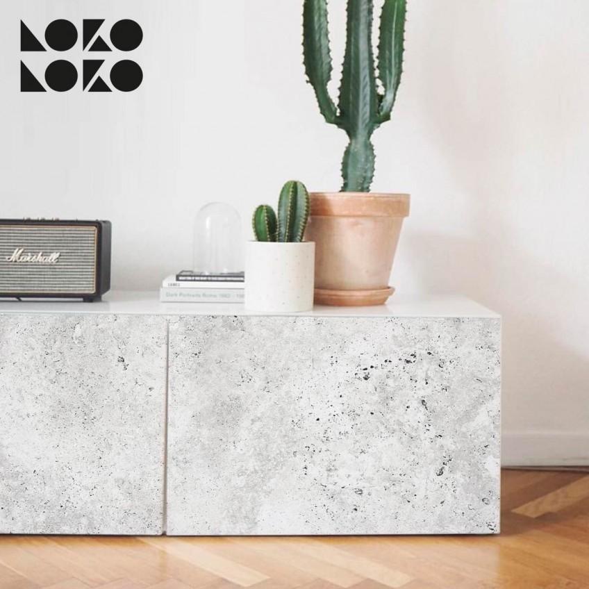 textura-piedra-vinilo-para-muebles-salon-comedor