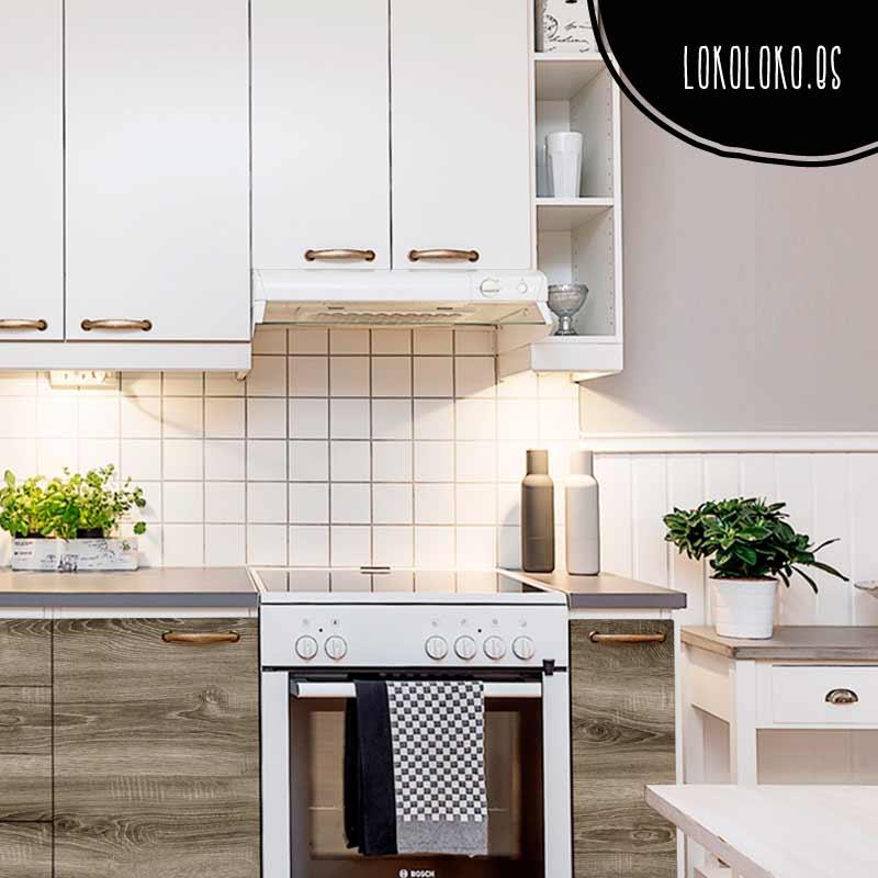 Vinilos de textura de madera para decorar tus muebles - Vinilo para cocinas ...