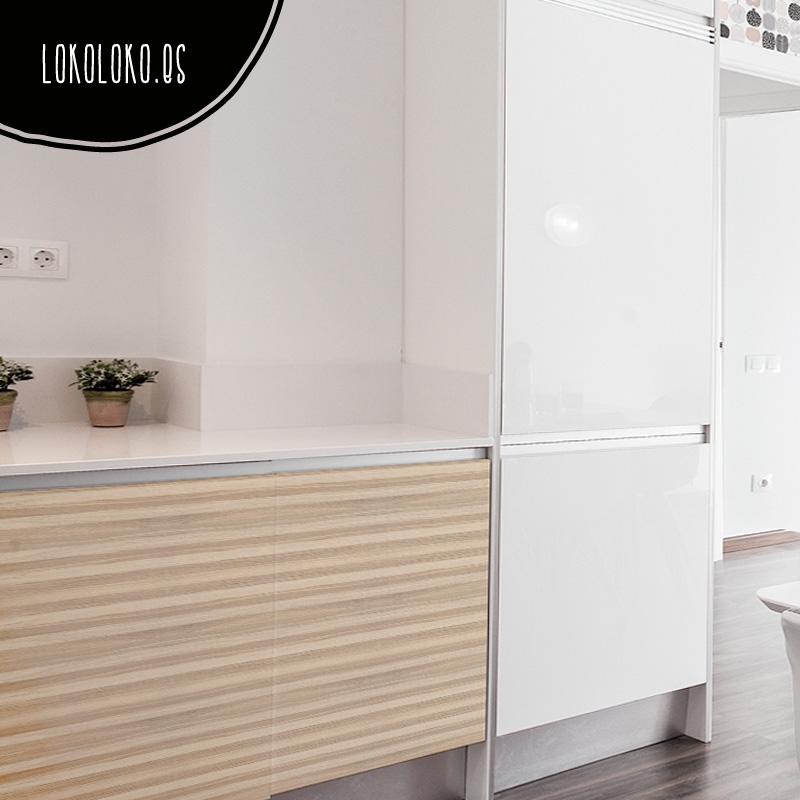 Vinilo frontal cocina for Vinilos para muebles de cocina