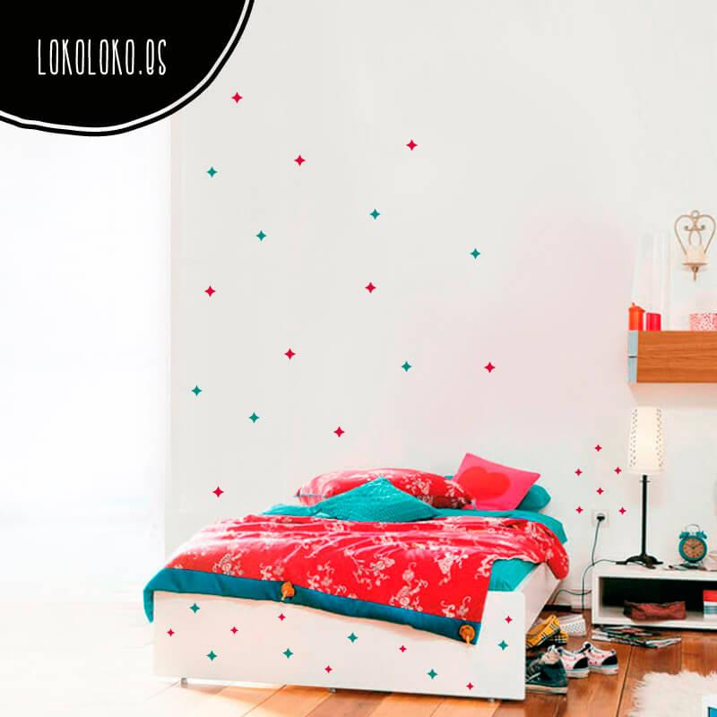 Diseo de paredes juveniles dormitorios y decoraci n y for Diseno de una habitacion juvenil