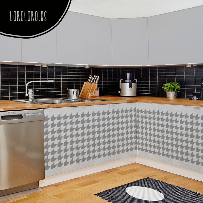 ideas para decorar tu cocina con vinilos de impresin