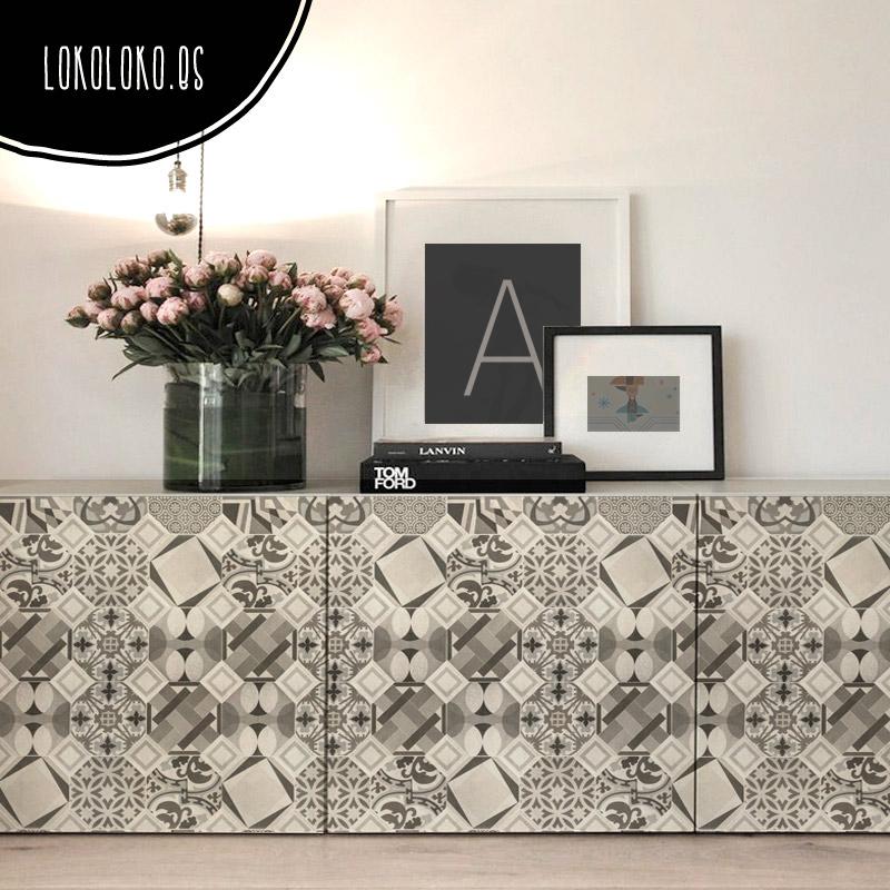 Os contamos nuestra inspiración para la colección de patrones vintage y azulejos cerámicos