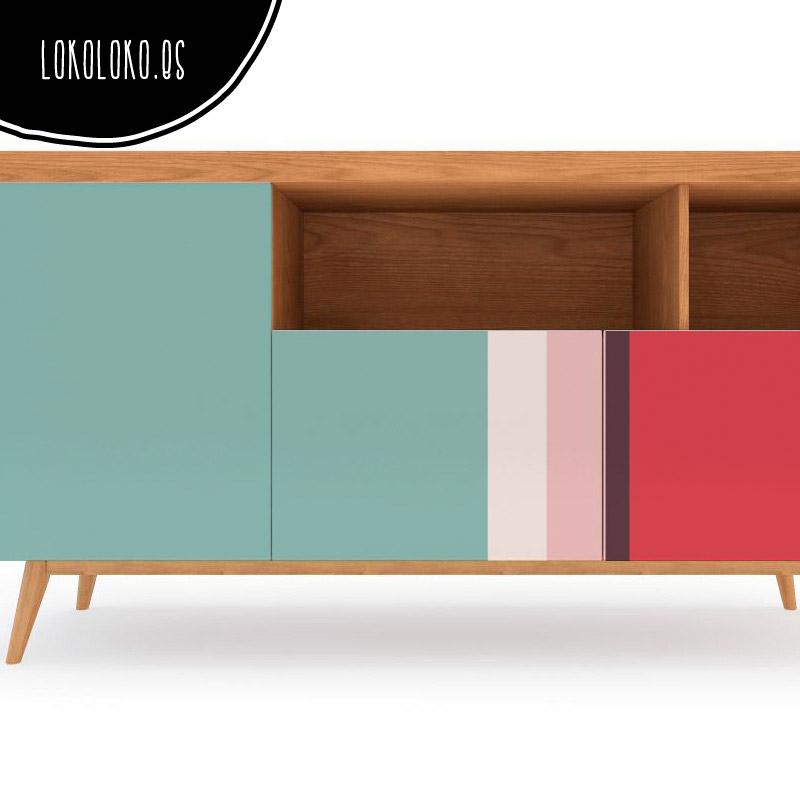 25 ideas para decorar tus muebles con vinilos de dise o for Vinilo adhesivo para muebles