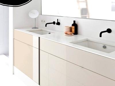 Decora los muebles de tu baño con diseños modernos y actuales