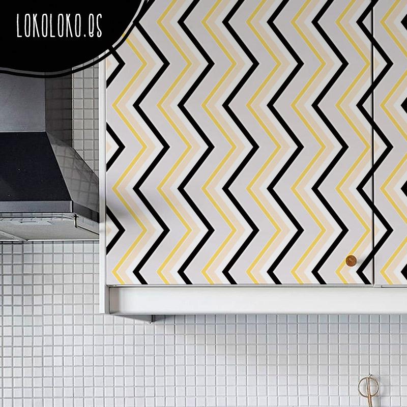 Nuevos vinilos de diseño para la decoración de cocinas.