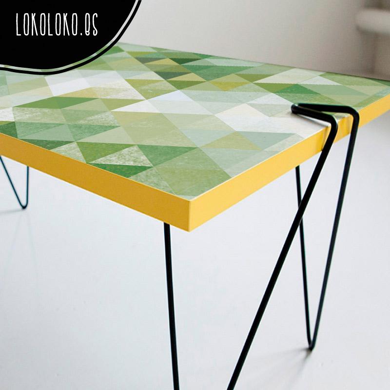20 mesas para inspirarte en tu nueva decoraci n - Mesas para estudiar ...
