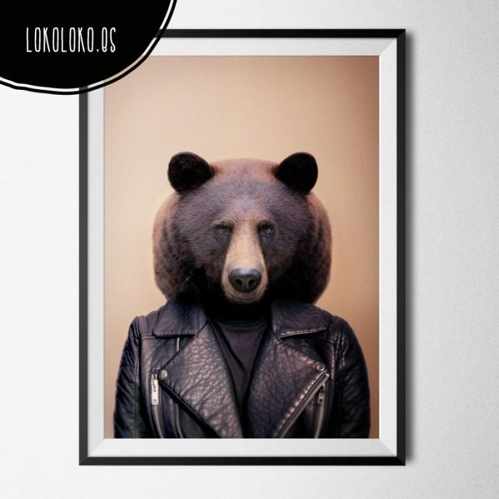 poster-decorativo-modelo-oso-pardo