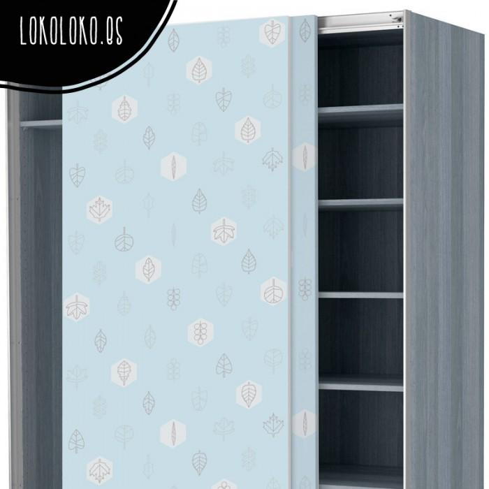 Ventajas de usar vinilos para muebles en casas de alquiler - Vinilos puertas armarios ...