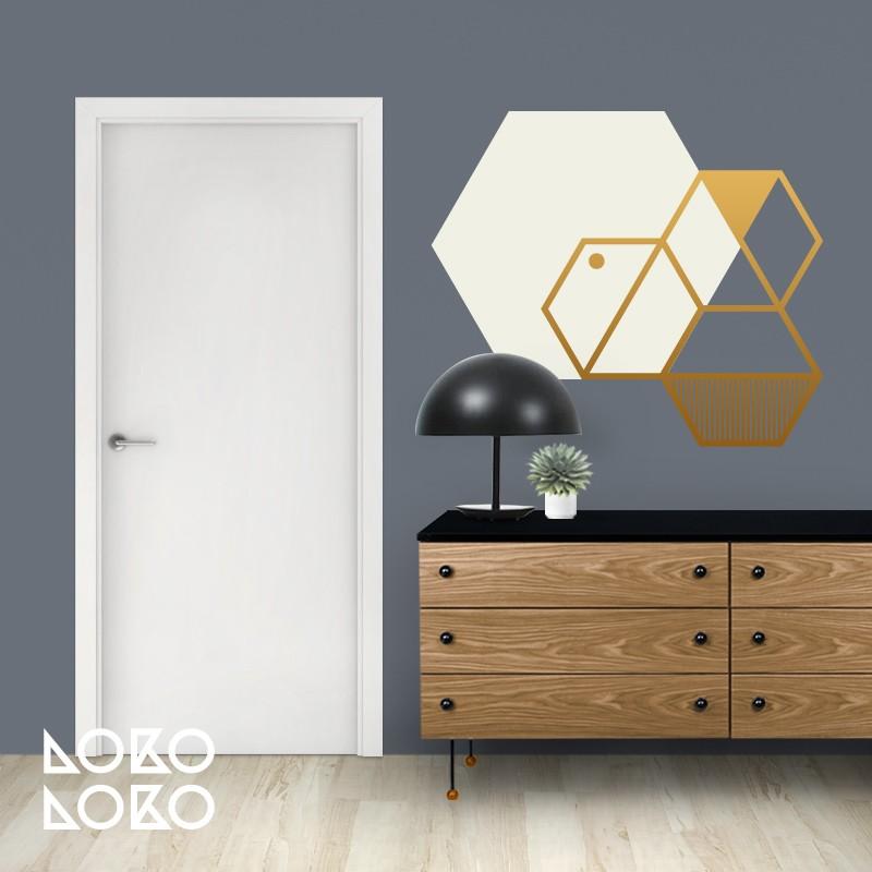 diseno-moderno-hexagonos-abstractos