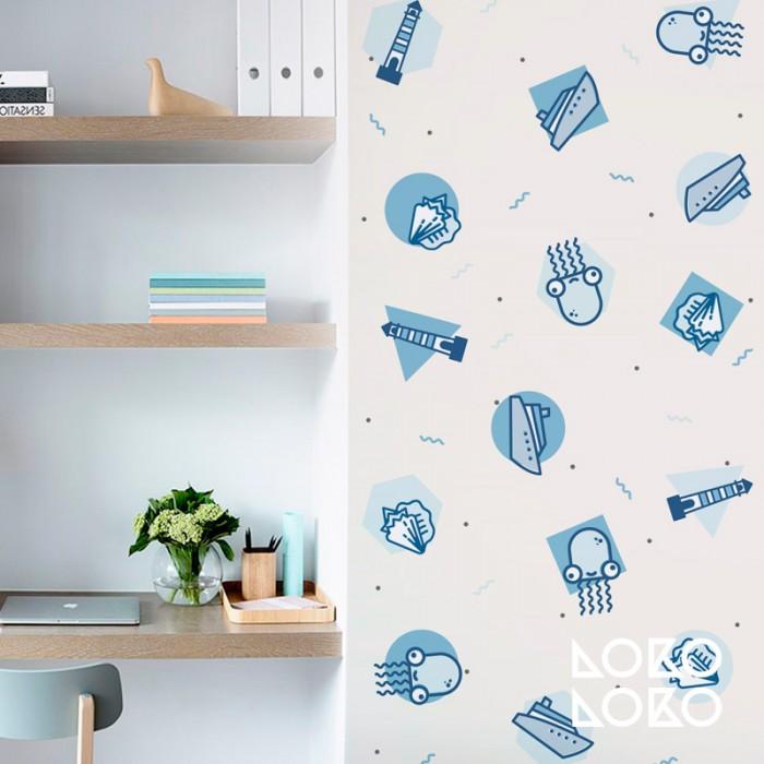 Ideas low cost para decorar dormitorios y cuartos de - Ver habitaciones infantiles ...