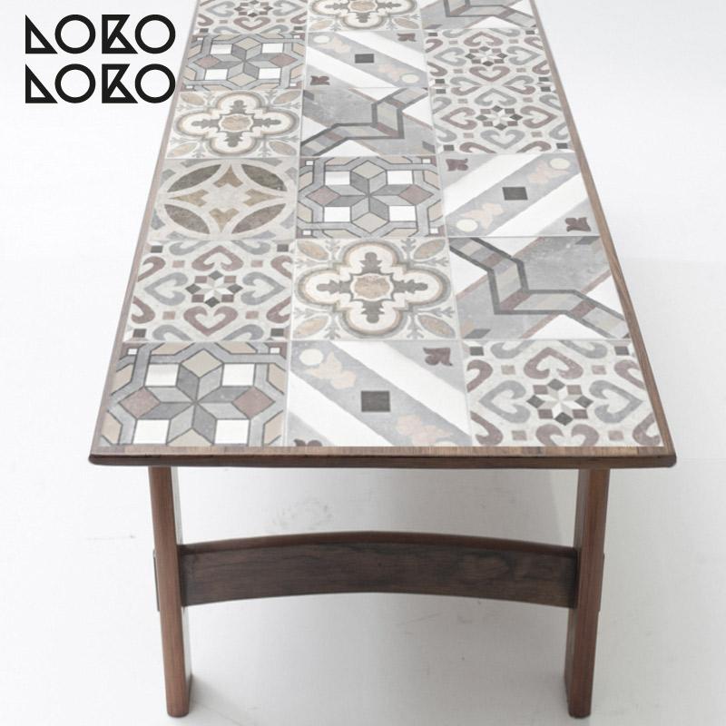 Reg late un vinilo de lokoloko para tu mesa de comedor - Vinilos decorativos para muebles de salon ...