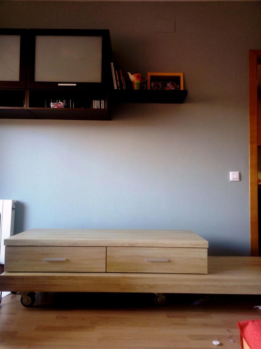 Mueble forrado con vinilo para muebles de madera