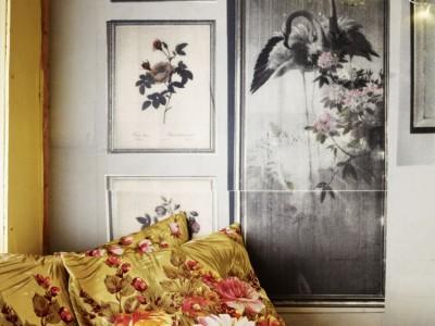 Inspiración con flores para la decoración de interiores. ¡Próximamente nueva colección floral!