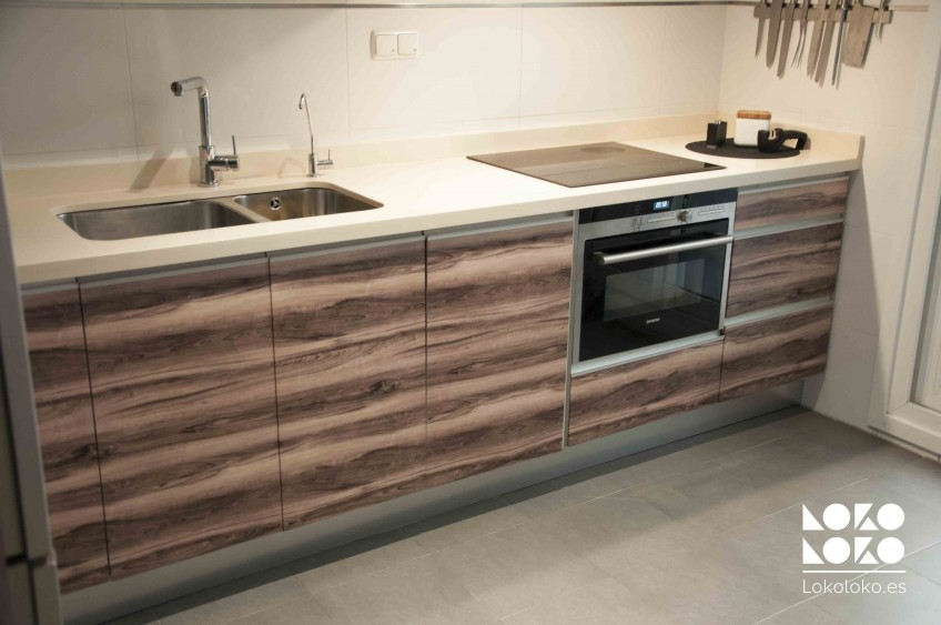 Reformar la cocina sin obras ideas de disenos - Reformar cocina sin obras ...