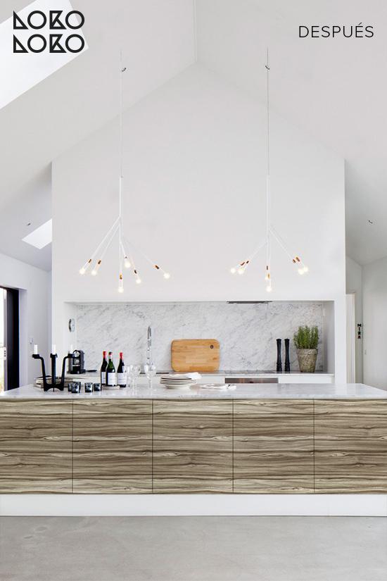 cocina-blanca-decorada-con-vinilo-para-muebles-madera-nordica-lokoloko