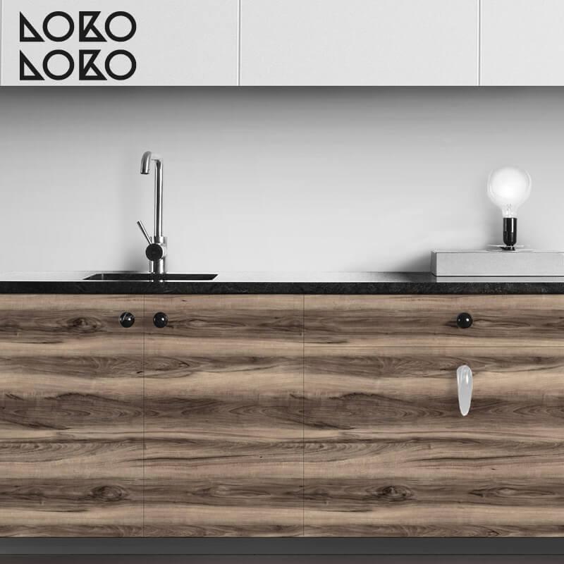 Te contamos todo sobre los nuevos diseños de vinilos adhesivos imitación madera