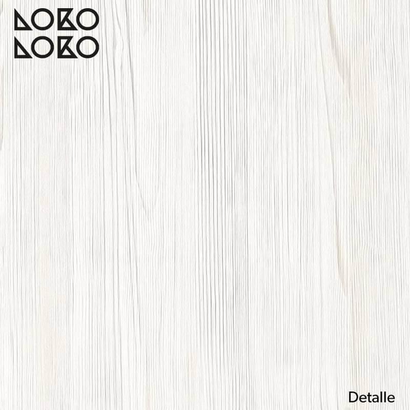 Ideas para forrar puertas de armarios empotrados con for Vinilo blanco pared