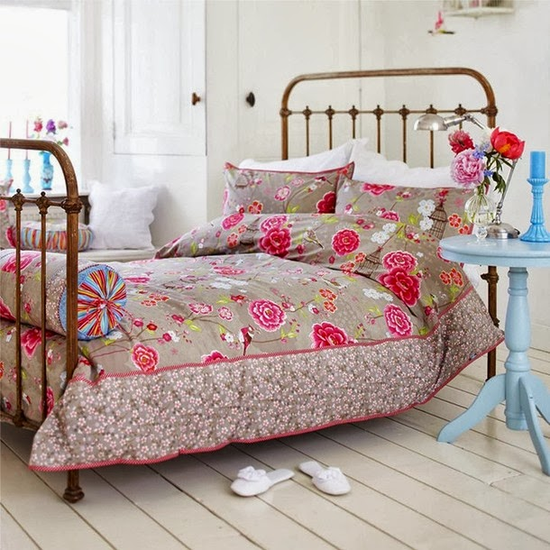 Favim.com-bed-cute-decor-flowers-girly-268787