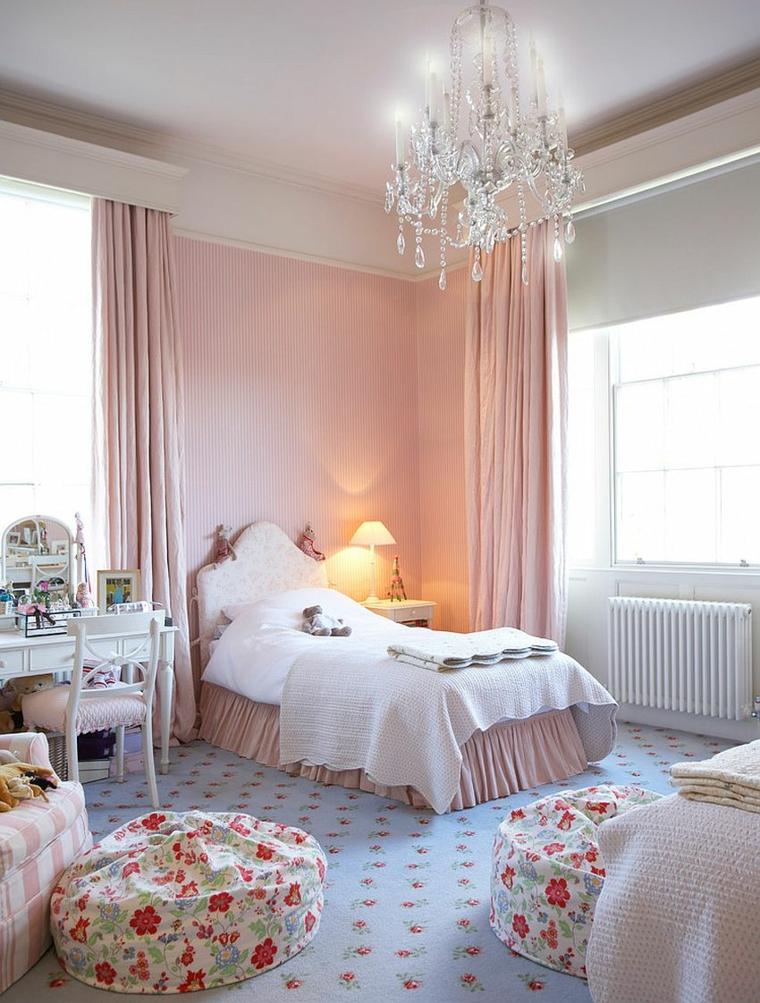 bonita-habitacion-shabby-chic