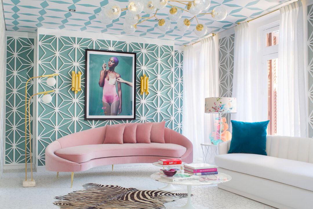 Casa decor las ltimas tendencias en decoraci n que no te - Ultimas tendencias en decoracion de paredes ...