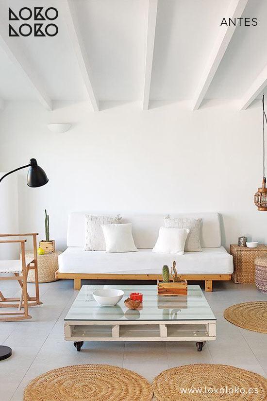 Antes Y Despu S Con Vinilo En Apartamentos De Playa
