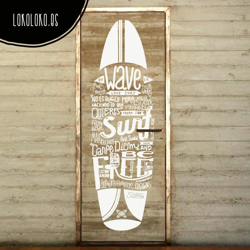 vinilos-decorativos-lettering-surf