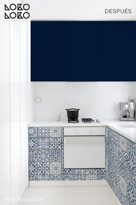 cocina-de-apartamento-de-playa-despues-vinilo-para-muebles-lokoloko-design