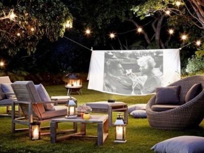 Las 36 ideas más originales para iluminar tu balcón, terraza, porche o jardín
