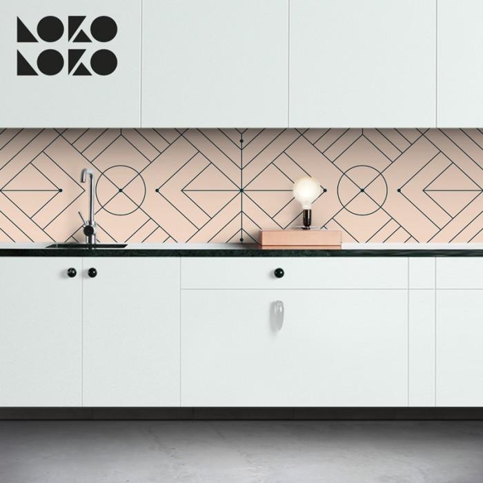 piedra-geometrica-rosa-pastel-calido