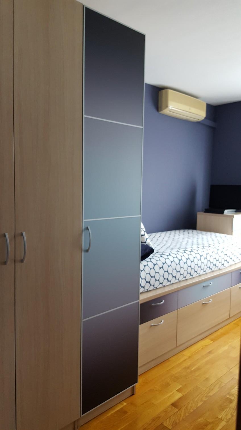 Antes y después: decorar habitaciones infantiles con vinilo