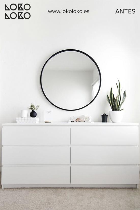 comoda-malm-dormitorio-de-apartamento-antes-vinilos-lokoloko