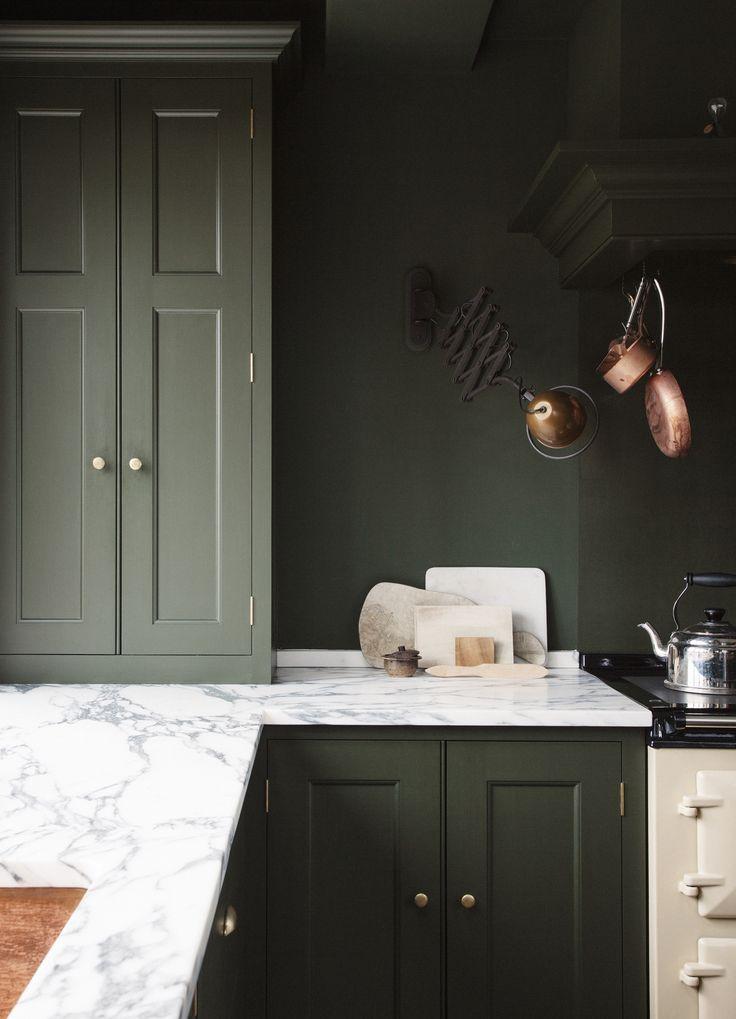 cocinas-oscuras-verdes-tendencia-decorativa-2018