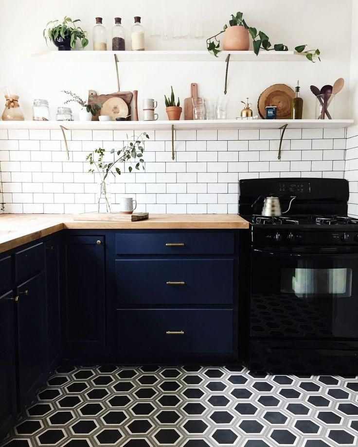 Cocina-tendencia-oscura-azul-decoracion-2018-lokoloko-design
