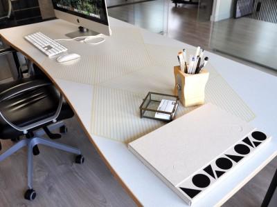 ¡¡Pega tu vinilo para mesas en 8 sencillísimos pasos!! con video tutorial y vuestras fotos