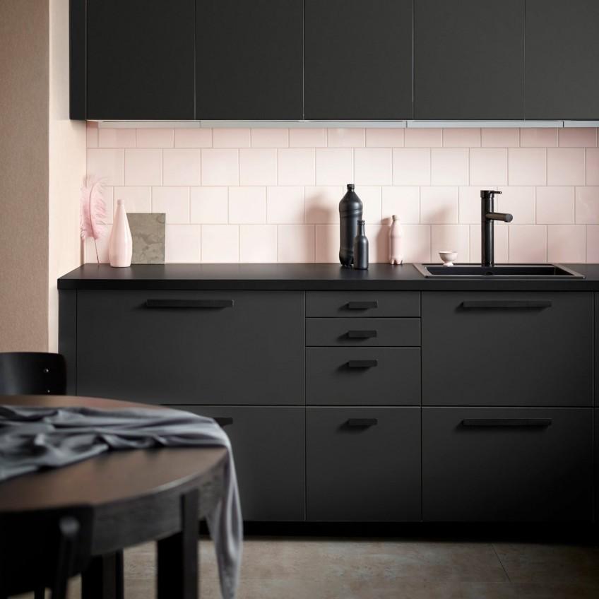 Tendencia-en-decoracion-2018-cocina-oscura-negra-y-rosa-lokoloko