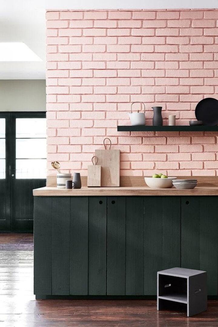 Descubre estas 35 ideas con cocinas oscuras ¡La última tendencia en decoración para 2018!