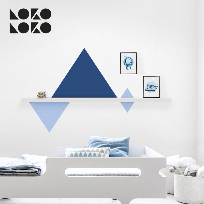 triangulos-azules-cuartos-infantiles